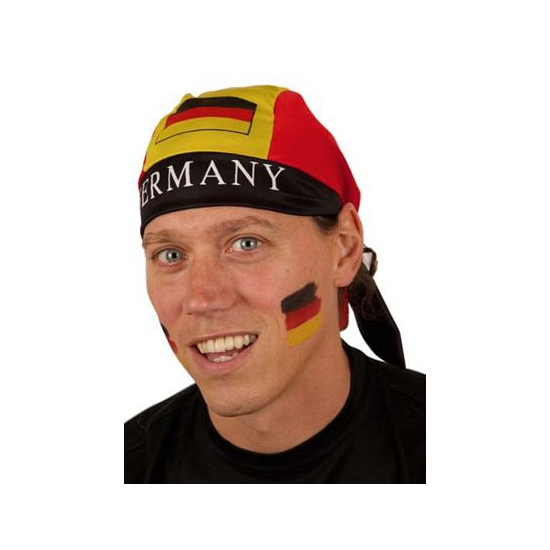 Duitsland supporter bandana